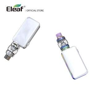 Image 5 - מקורי Eleaf iStick NOWOS עם ELLO Duro ערכת 2ML/6.5ML עם 4400mAh סוללה HW M/HW N כפול ראש טעינה מהירה יותר דואר סיגריה