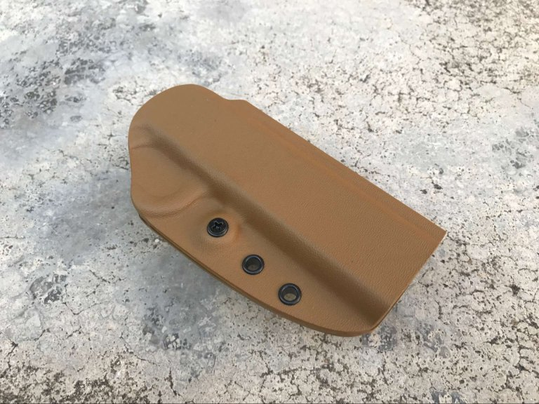 Kydex Holster for Marui 1911 GBB With 6cm Belt Clip Coyote Brown+Free shipping(STG051016)