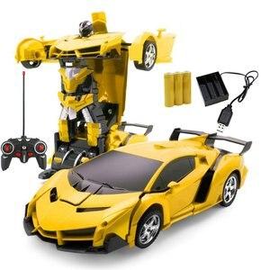 Car Transformation Robots Spor