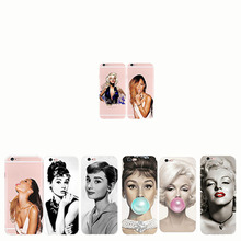 Modern Sex lady girl phone cover soft silicone tpu case for iPhone 11 PRO MAX X 6S 8 7 8Plus Plus XR XS