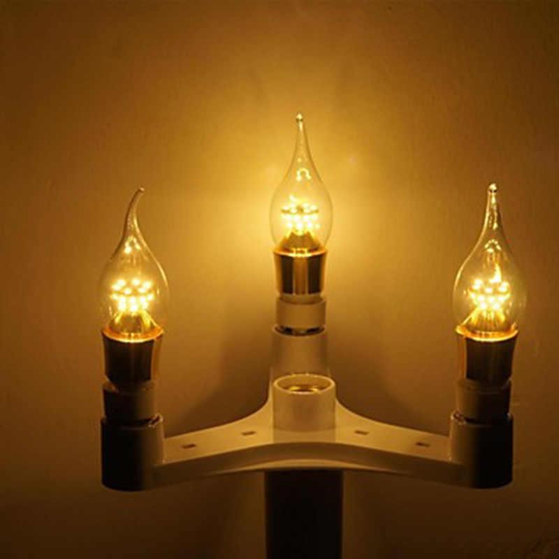 Beylsion 3 в 1 E27 для E27 База гнездо Splitter светодиодный свет Лампа адаптер держателя лампы для дома ОСВЕТИТЕЛЬНЫЕ лампочки
