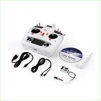 1pcs 10CH 2KM 2 4Ghz Telemetry Function RC Transmitter White For Walkera DEVO 10