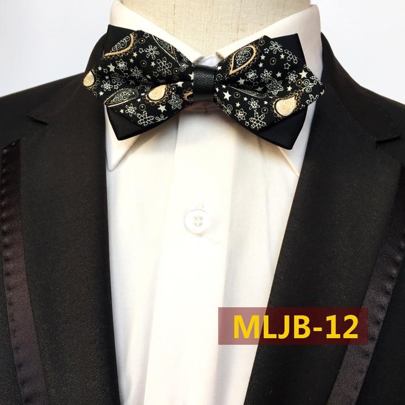 Mantieqingway Vintage-mode Männer Nehmen Prirted Bogen Krawatten Für Männer Anzug Dünne Floral Fliege Cravats Bekleidung Zubehör