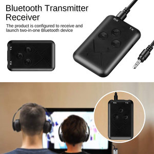 Audio Adapter 3.5mm Music USB Adapter 2in1 Bluetooth 4.2 Transmitter and Receiver Stereo(China)