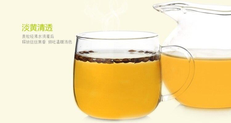 Free shipping wholesale A grade barley bulk tea 0.5kg/bag good for stomach health care