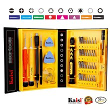 Kaisi Repair Kit Multifunctional Phone Opening Repair Tool Suitable for iPhone Phone Laptop PC 38 in