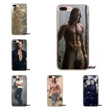 Alexander Skarsgard True Blood Voor LG Geest Motorola Moto X4 E4 E5 G5 G5S G6 Z Z2 Z3 G2 G3 C Play Plus Mini Silicone Skin Cover(China)