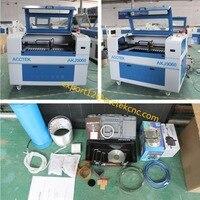 Wood acrylic MDF laser cutter 6090 china laser cnc engraving machine laser engraving machine 80W