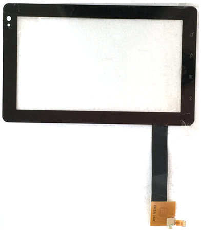 New touch screen Touch Panel Digitizer Glass Sensor Replacement For YHA070A1-FG11FT V1.0 7 Tablet Free Shipping new 7 inch touch screen for supra m728g m727g tablet touch panel digitizer glass sensor replacement free shipping
