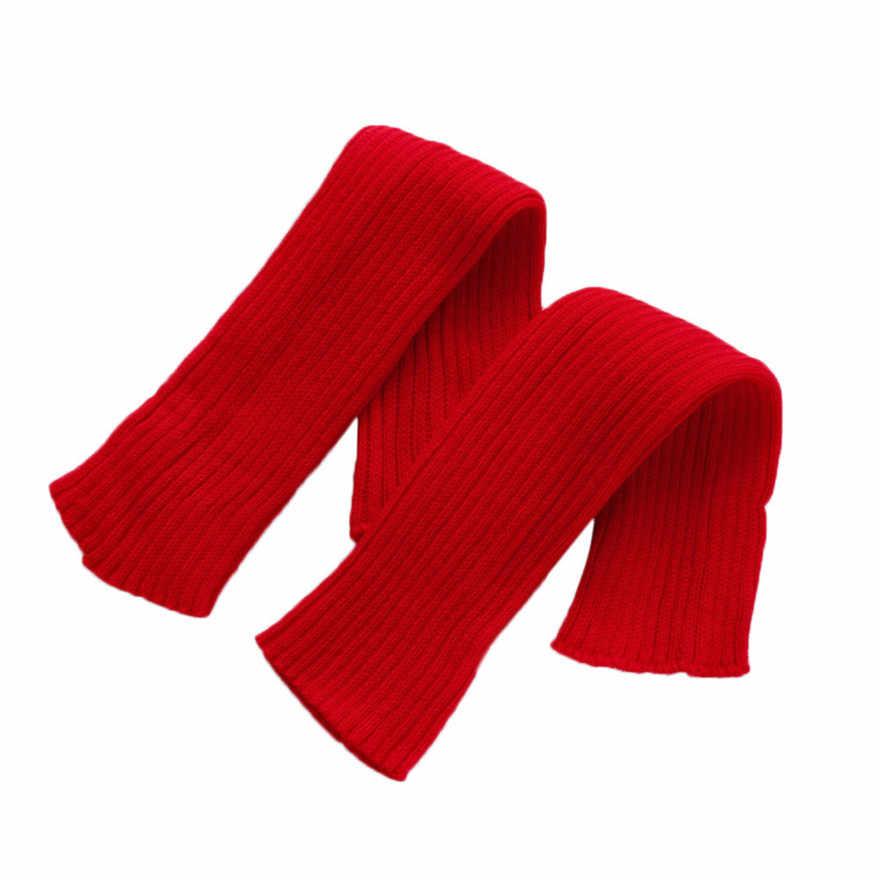 Las mujeres de invierno de punto de lana giro calentadores de la pierna larga cubierta de arranque calcetines de la pierna **