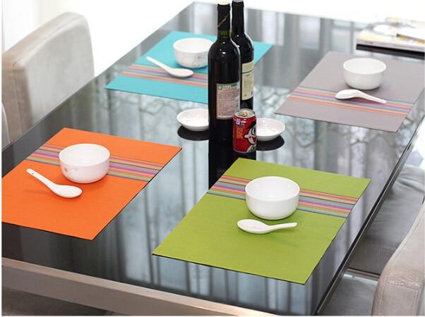 2 sztuk / partia Domu Dekoracji Stołu Akcesoria Izolowane Ciepłem - Kuchnia, jadalnia i bar - Zdjęcie 3