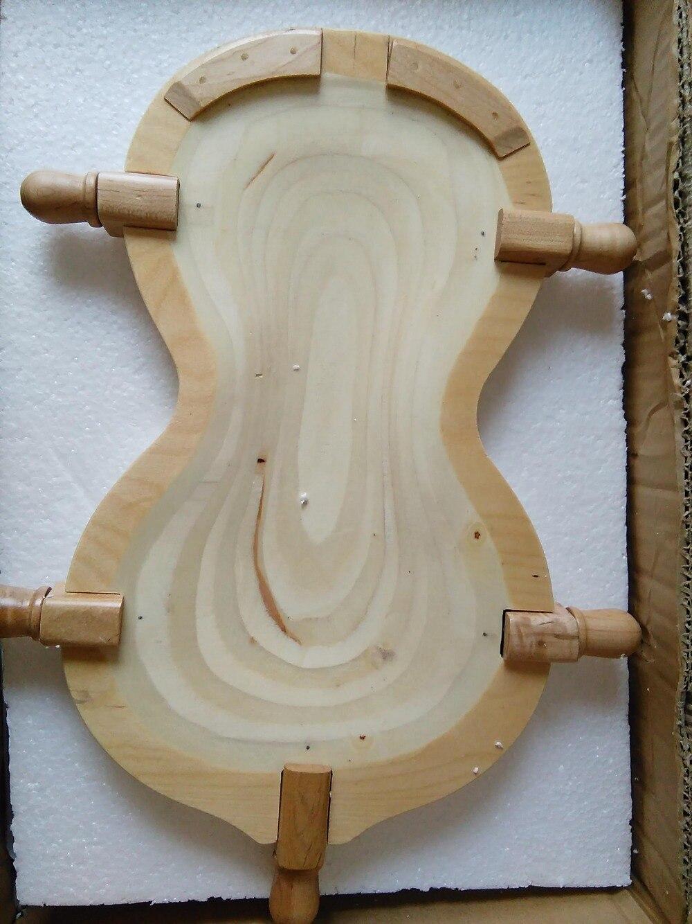 1 PC Violin tools Violin making wood cradle violin tool