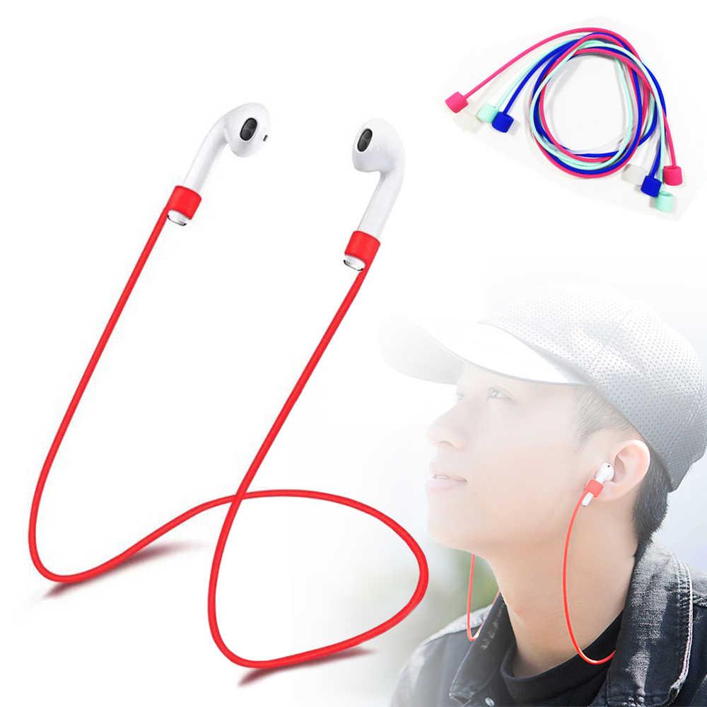 Funda de silicona suave para Apple Airpods Air Pods auriculares funda protectora i9 i9s i10 pro i10s i11 i11s i13 i19 TWS kits de fundas