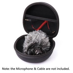 Image 5 - Ulanzi Arimic Microfoon Draagbare Protector Box Beschermende Hard Case Pouch Opbergtas Voor Arimic Reed Videomicro Microfoon