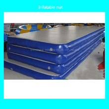 1PC 8*2m inflatable gym mat, inflatable air track
