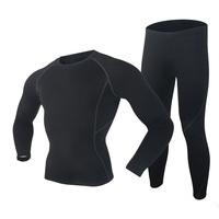 Thermal Underwear Set Winter Men Quick Dry Thermo Underwear Soft Comfortable Warm Long Johns for Men Breathable Tights