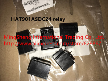 Original new 100% HAT901ASDC24 40A 120VAC/1HP 30A 277VAC/2HP 28VDC 240VAC/14VDC 50/60Hz 40a/240v 40A/14V relay