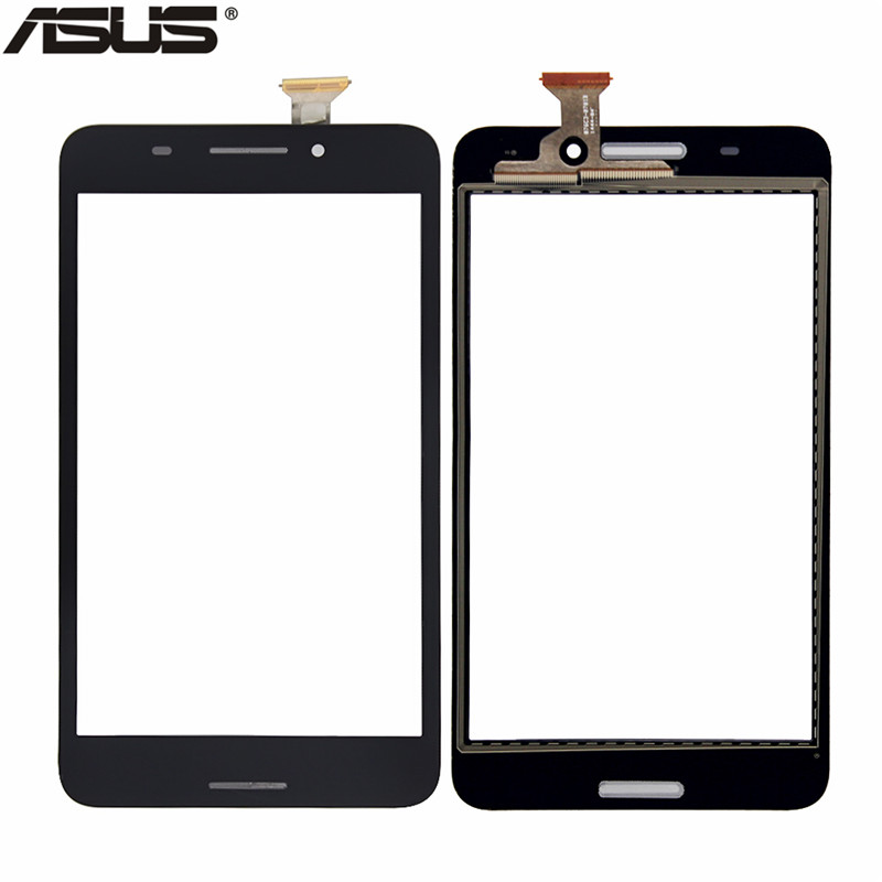 Asus Black TouchScreen Panel Glass Digitizer Lens replacement parts For ASUS Fonepad 7 F ...