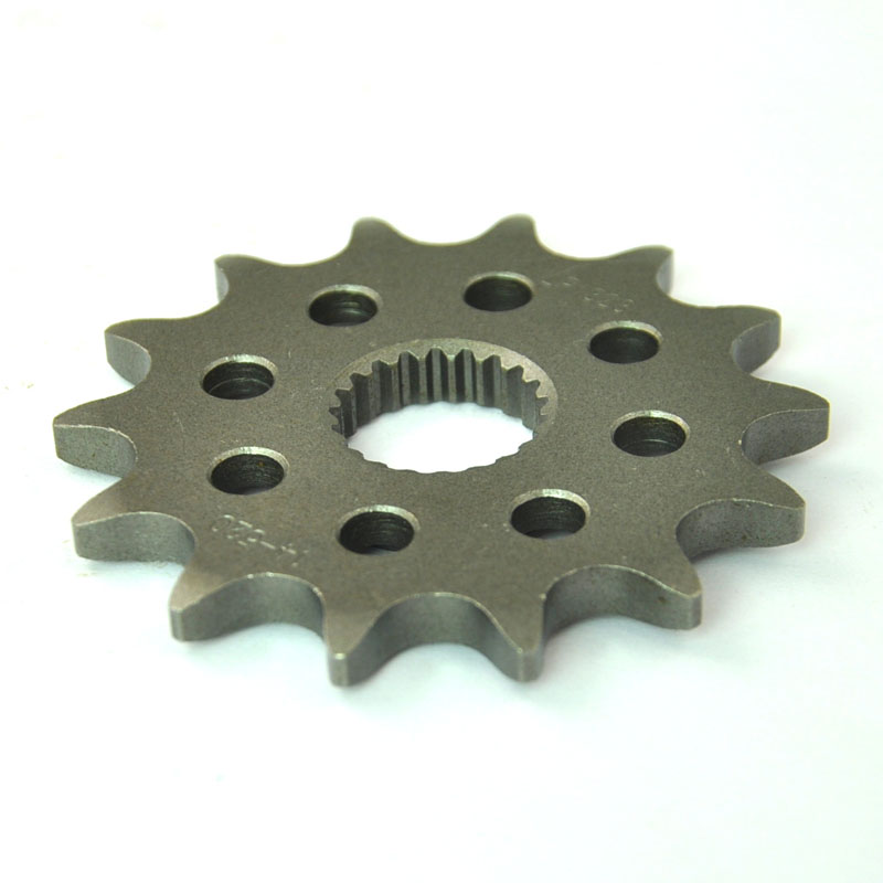 Motorcycle Front Sprocket Pinion 520 For Honda Off Road CR125 R CR125R CRF250 R CRF250R CRF250X