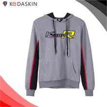 KODASKIN Men Cotton Round Neck Casual Printing Sweater Sweatershirt Hoodies for K1300R k1300r