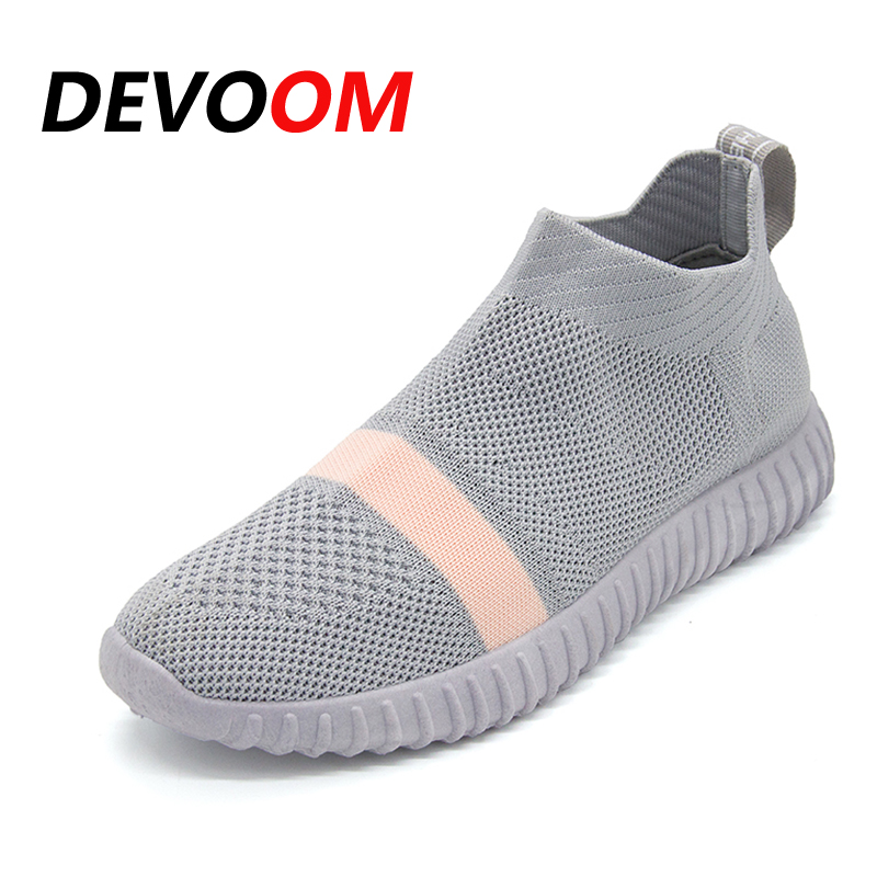 NEW Fashion Women Casual Shoes Slip On Summer Woven Loafers Women's flats Style Women Breathable Ladies Zapatillas Sock Shoes 2017 summer new fashion sexy lace ladies flats shoes womens pointed toe shallow flats shoes black slip on casual loafers t033109