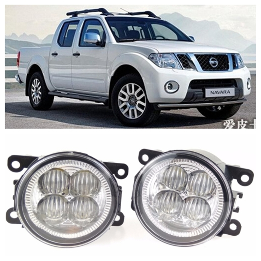 Compare prices on nissan navara d40 online shoppingbuy low price for nissan navara d40 pickup 2005 2012 10w high power high brightness led set lights vanachro Image collections