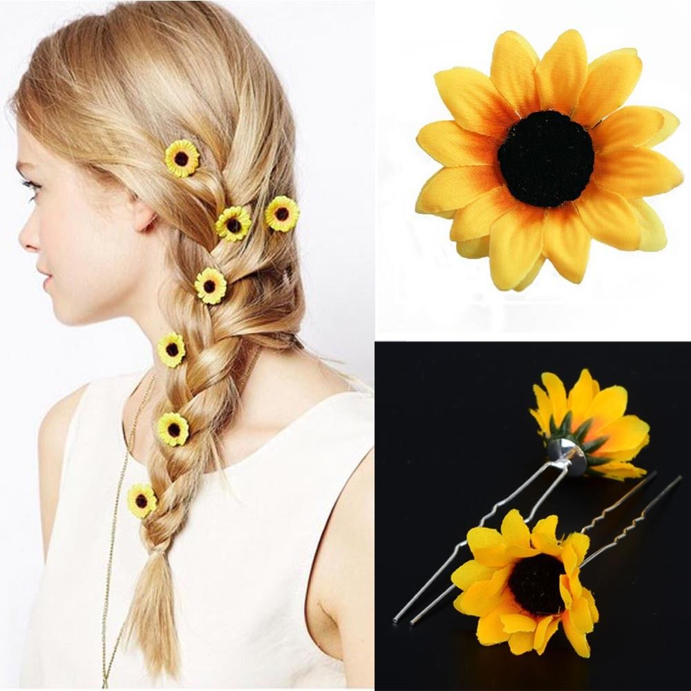 popular yellow wedding hair accessories-buy cheap yellow wedding