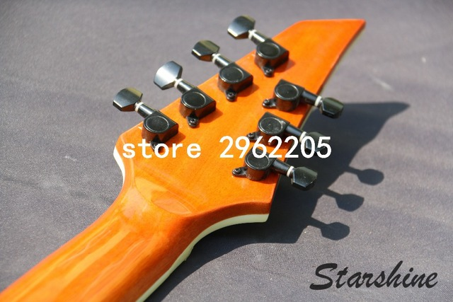 7 string guitar Electric Guitar, 24F All Colors available -Free shipping  5