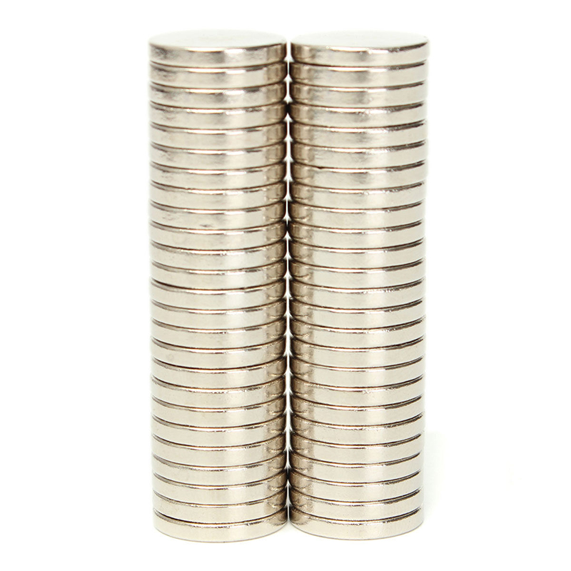 50pcs Round N52 Neodymium Magnets Strong Rare Earth Magnet Disc 20mm x 3mm For Industry Tools qs 3mm216a diy 3mm round neodymium magnets golden 216 pcs page 3