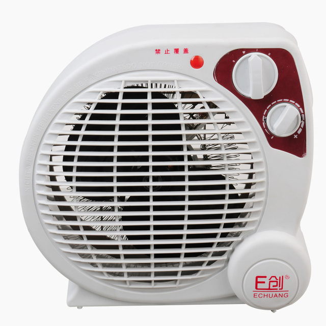 Hot New Mini Freestanding Fan Heater 3 Gear Desktop Bedroom Living Room Heating Wire Electric