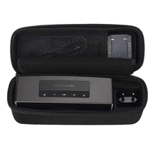 Hard Case Travel Bag for Bose Soundlink Mini/Mini 2 Bluetooth Portable Wireless Speaker   Fits The Wall Charger, Charging Cradle