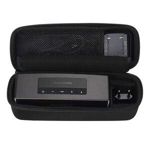 Image 1 - Étui rigide sac de voyage pour Bose Soundlink Mini/Mini 2 Bluetooth Portable haut parleur sans fil convient au chargeur mural, berceau de charge