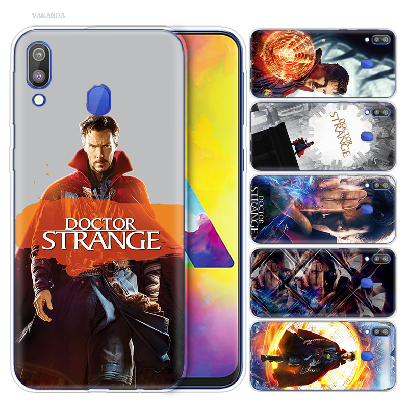 Cellphones & Telecommunications Apprehensive Avengers Doctor Strange Print Phone Case For Samsung Galaxy S10 S10e S10 5g Plus M10 M20 M30 A10 A20 A30 A40 A50 A70 Fundas Capa To Adopt Advanced Technology Phone Bags & Cases