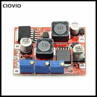 CIOVIO 2 шт. LM2596S DC-DC LM2577S понижающий повышающий понижающий преобразователь напряжения модуль регулятор напряжения