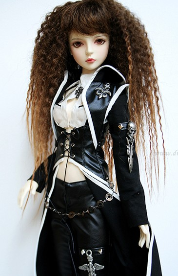 1/3th scale 60cm BJD nude doll DIY Make up,Dress up.DOD SD doll girl shall.not included Apparel and wig 1 4 bjd dollfie girl doll parts single head include make up shang nai in stock