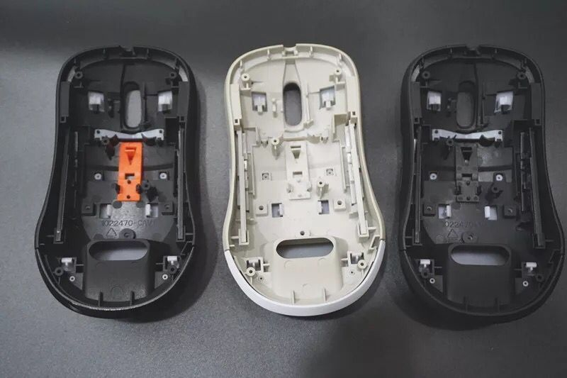 100% Original Mouse Top Shell / Upper Cover Replacement Outer Case For Steelseries Sensei RAW  Series