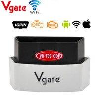 20ชิ้น/ล็อต+ DHLฟรีเรือELM327 V Gate iCar 3 Wifi OBD2 OBDอินเตอร์