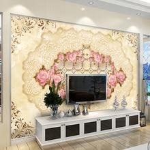 High font b quality b font 3D photo wall mural Art Wall living room textile wallpaper