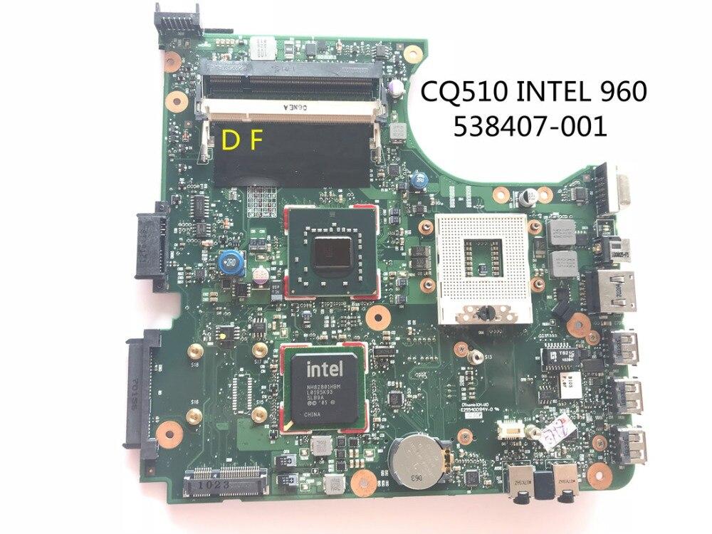 446477-001 HP DV6500 Intel Laptop Motherboard s478