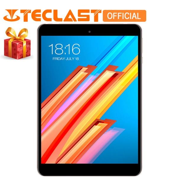 Teclast M89 MTK8176 гекса Core 2,1 ГГц 3 ГБ + 32 ГБ 7,9 дюймов Android 7,0 Tablet PC gps OTG двойной камеры двойной Wi-Fi HDMI Тип-C