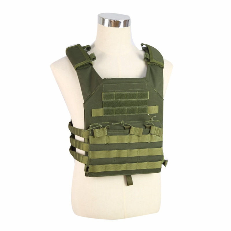 WoSporT tactique chasse gilets 900D Oxford tissu militaire Airsoft Combat Paintball CS Wargame tir chasse protection giletsWoSporT tactique chasse gilets 900D Oxford tissu militaire Airsoft Combat Paintball CS Wargame tir chasse protection gilets