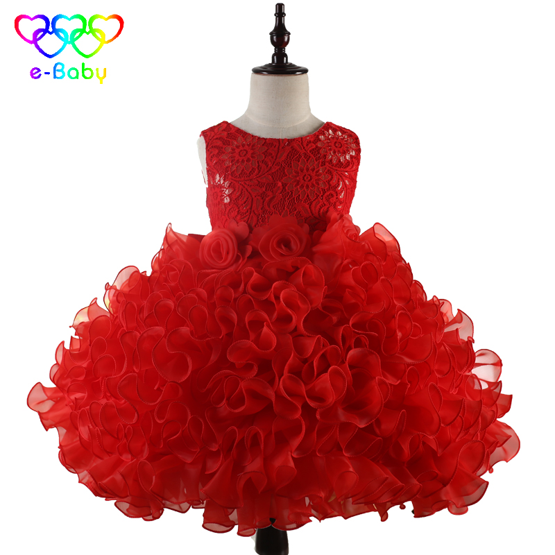 Подробнее о Princess dress ball gown wedding girls dresses 3-14 years children girl clothes rose and bow 2017 girl party dresses EB701 baby girls dresses brand princess dress girl clothes kids dresses children costumes 3 14 years old