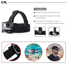 Head Strap Mount For Action Camera