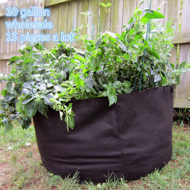 wholesale 15pieces garden supplies Planting Bag Home Gardening ...