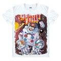 Gravity Falls Men T-shirt Halloween pumpkin Gravity Falls t shirt Cartoon Mabel Dipper Printed Short Sleeves Tops 3D Printed Tee