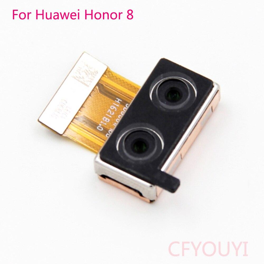 Original Honor8 Dual Main Rear Back Camera Module Flex Repair Parts For Huawei Honor 8