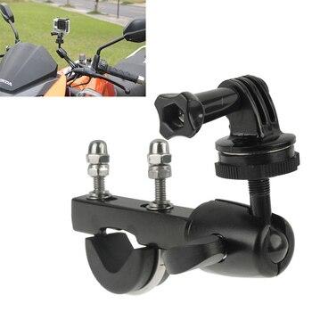Motorcycle Bike Handlebar Mount for Go pro GoPro Hero 8 7 6 5 4 3 SJCAM EKEN H9 Xiaomi Yi 4k Action Camera DV Rail Tripod Holder