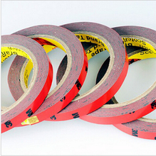 3M Double faced Acrylic Foam Adhesive Double Sided Tape Tape 10mm Auto Special Sponge Puffs Glue Car Decals Decoration