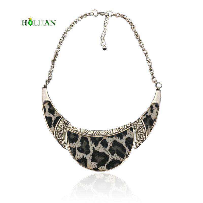 For women vintage chokers maxibohemia necklaces big ethnic collar Hot multicolor old gold chocker costume jewelry