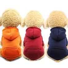 Модная одежда для собак, пальто, куртки, хлопковые толстовки, одежда для собак, комбинезоны для собак, одежда для кошек, одежда для домашних животных S225